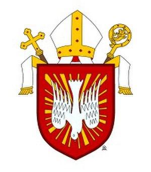 Roman Catholic Diocese of Hradec Králové - Image: Dieceze Hradec Králové Co A