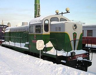 PKP class SM15 - Image: Diesel Loco tgm 3