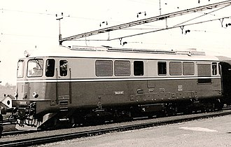 Sulzer (manufacturer) - First Romanian Railways CFR Class 60 locomotive built in Switzerland