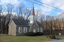 Dillingersville Union School and Church