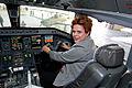 Dilma Rousseff em visita à Embraer, São José dos Campos SP.jpg