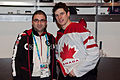 Dimitri Soudas and Sidney Crosby Vancouver 2010.jpg