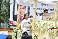 Dimple Kapadia at Rajesh Khanna's funeral 06.jpg
