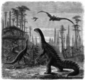Dinosaurs Sci Am 1884.png