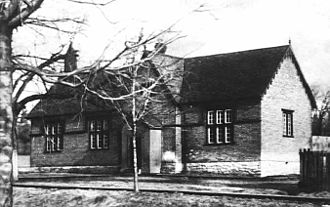 Diocesan Theological Institute - The Diocesan Theological Institute c. 1848