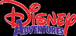 Disney Adventures - Disney Adventures fifth and final logo (2006–2007)