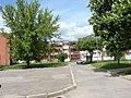 Dobeles daudzdzīvokļu mājas, Dobele, Latvia - panoramio.jpg