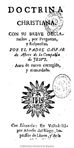 Doctrina christiana 1700 Gaspar de Astete.jpg