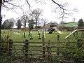 Dog agility equipment - geograph.org.uk - 769656.jpg