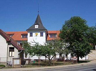 Dolní Počernice - Dolní Počernice town hall