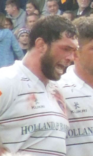 Dominic Barrow English rugby union player (1993-)