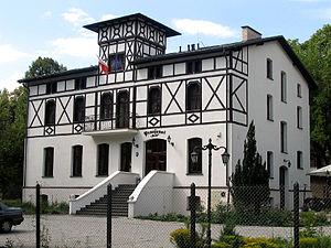 Piła - Image: Dom strzelecki