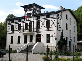 Piła - Park Hotel