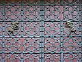 Door - Main portal - Santa Maria del Mar, Barcelona - Barcelona 2014.JPG