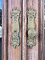 Doorknobs, German National Bank Building, Covington, KY (49661241068).jpg