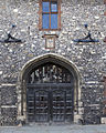 Doorway 41-45 Palace Street Canterbury (4901564107).jpg
