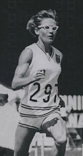 Doris Brown Heritage American middle- and long-distance runner