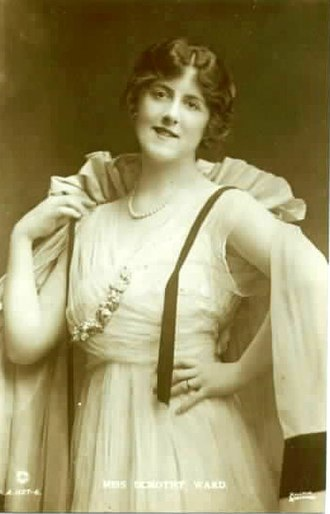 The Whirl of New York - Dorothy Ward, who played the role of  Cora Angélique in the premiere of The Whirl of New York.