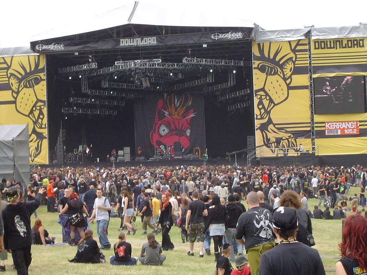 Download Festival – Wikipédia, a enciclopédia livre