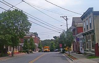 Tivoli, New York Village in New York, United States