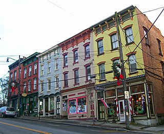 Wappingers Falls, New York Village in New York, United States