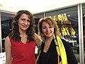 Dr Lorina Naci et Elaine Ayotte, Ambassadeure du Canada auprès de l'UNESCO.jpg