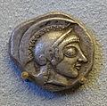 Drachma, Athens, c. 500 BC - Bode-Museum - DSC02579.JPG