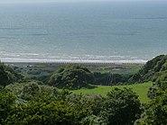 Dragons Teeth - Fairbourne Beach - geograph.org.uk - 1413179