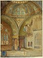 Drawing, Color Scheme for Temple Israel, Brooklyn, NY, ca. 1902 (CH 18432935-2).jpg