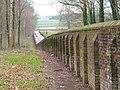 Drax Wall inside Charborough Park - geograph.org.uk - 1200325.jpg
