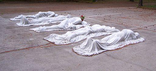 Dresden Heidefriedhof Denkmal Kriegsgefangene und Zwangsarbeiter Sowjetunion 3