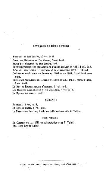 File:Du Casse - Mémoires et correspondance politique et militaire du prince Eugène, tome 9.djvu