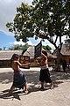 Dua Bocah Sasak Bertarung Prisean - Two Sasaknese Boys Fighting Prisean (2).jpg