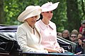 Duchess of Cornwall and Duchess of Cambridge.JPG