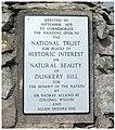 Dunkery plaque.jpg