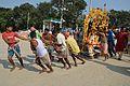 Durga Idol Immersion Procession - Baja Kadamtala Ghat - Kolkata 2012-10-24 1470.JPG