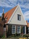 foto van In oorsprong houten huis