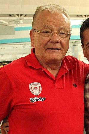 Olympiacos B.C. - Dušan Ivković