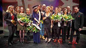 European Border Breakers Award - EBBA Awards 2012 – All Winners