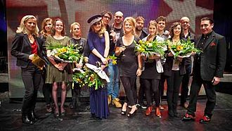European Border Breakers Award - EBBA Awards 2012 – All Winners