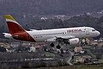 EC-JVE A319 Iberia VGO.jpg