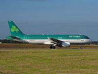 EI-DEL - A320 - Aer Lingus