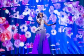 Czech Republic in the Eurovision Song Contest - Image: ESC2016 Czech Republic 17