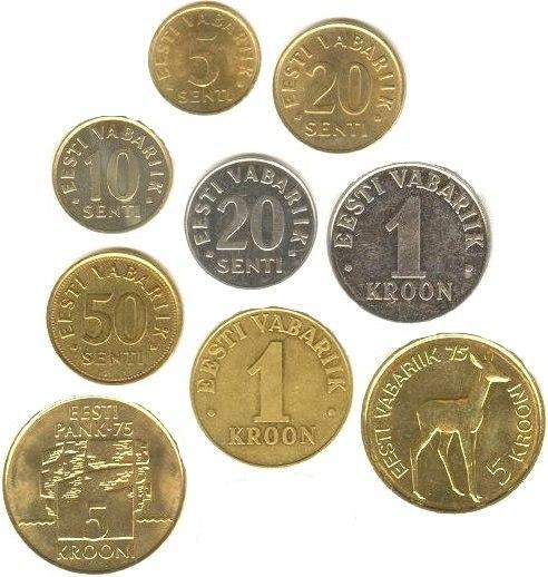 מטבעות אסטונים