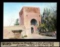 ETH-BIB-Einstieg zur Alhambra Puerta de la Justicia, Granáda-Dia 247-15815.tif
