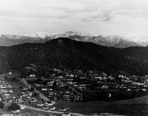 Eagle Rock, Los Angeles - Eagle Rock, 1900