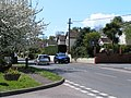 East Budleigh road, entering Budleigh Salterton - geograph.org.uk - 1272179.jpg