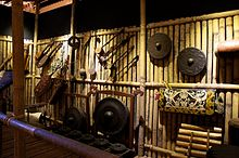 East Malaysian Traditional Music Instruments