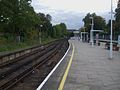 East Putney stn main line look south.JPG