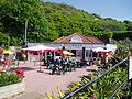 Eastbourne - Holywell Tea Chalet.JPG